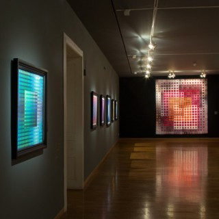 From the exhibition hall: Victor Vasarely