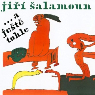 Listen to poems and memories of Jiří Šalamoun