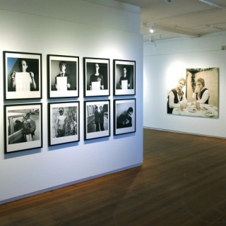 We started a the exhibition of Czech photography in Sweden