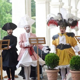 Hortus Magicus offers baroque operas, theater and dancing horses