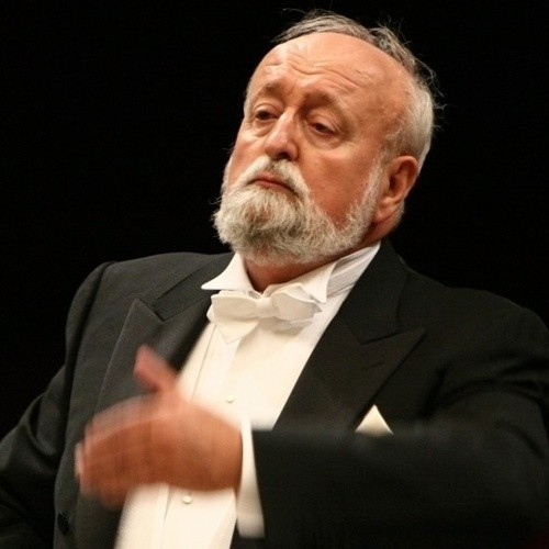 The Penderecki world-famous conductor opens the exhibition Years of Disarray