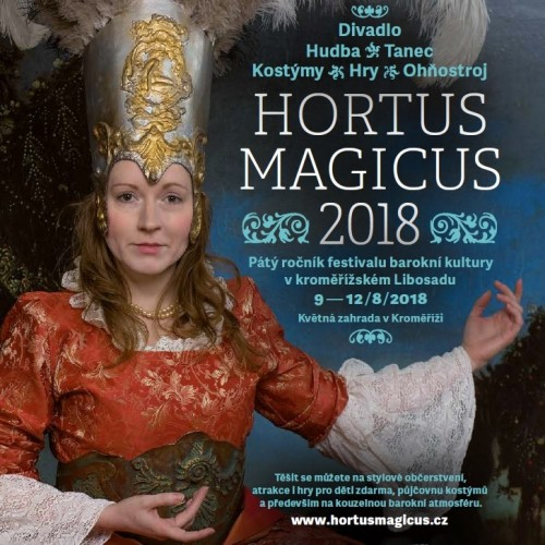 This years Hortus Magicus festival will be in August