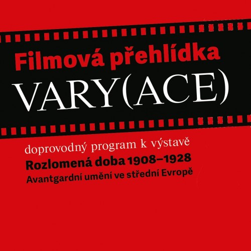 The exhibition Years of Disarray will be accompanied by Film Festival VARY (ACE)