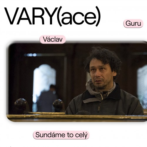 Project VARY (ACE) will present the Young Camera Uničov