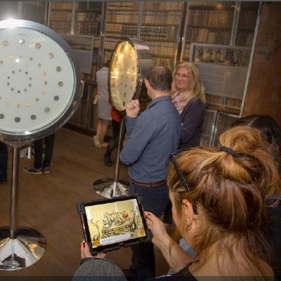 The workshop will introduce the use of tablets in museum education