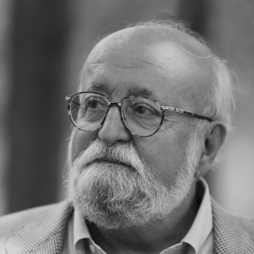 Krzysztof Penderecki died on 29th March 2020