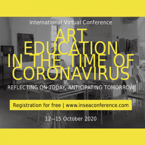 MUO is a co-organizer of the ART EDUCATION IN THE TIME OF CORONAVIRUS conference