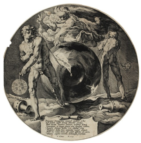 Muller, Jan Hamerszoon based on Hendrick Goltzius