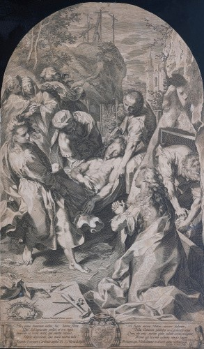 Sadeler, Egidius based on Federico Barocci