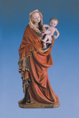 The Master of the Toruń Madonna - a descendant